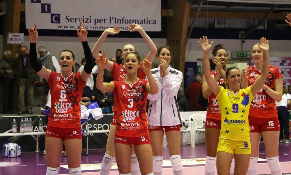 Serie A1 Volley femminile domenica 2 dicembre ottava giornata: analisi e pronostico dell'ottava giornata della massima serie di pallavolo.