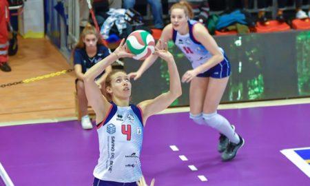 Serie A1 Volley femminile mercoledì 9 gennaio