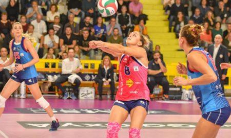 Serie A1 Volley femminile domenica 9 dicembre