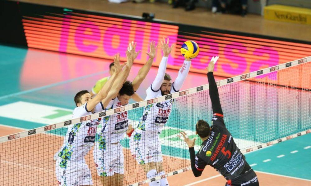 Serie A1 Volley domenica 20 gennaio