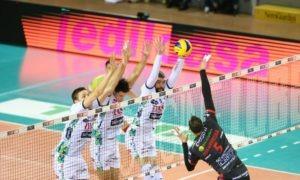 Serie A1 Volley mercoledì 12 dicembre