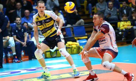 Serie A1 Volley domenica 13 gennaio