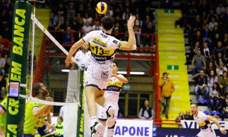 Serie A1 Volley sabato 8 dicembre