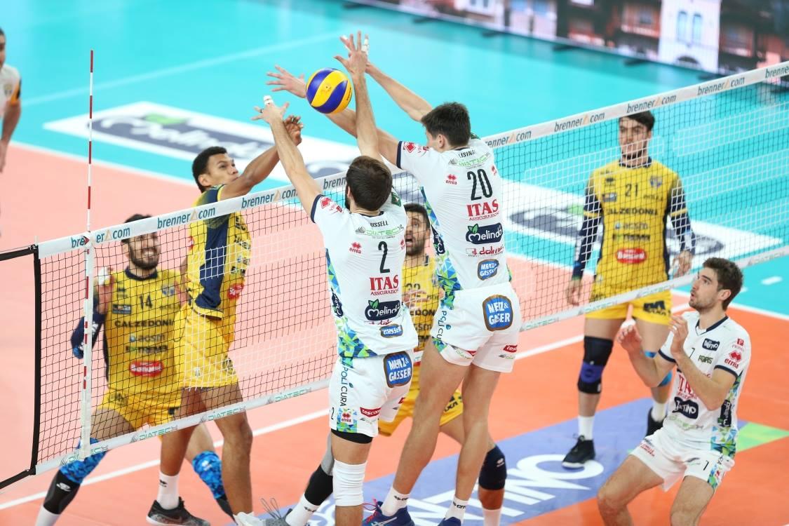 Serie A1 Volley domenica 9 dicembre