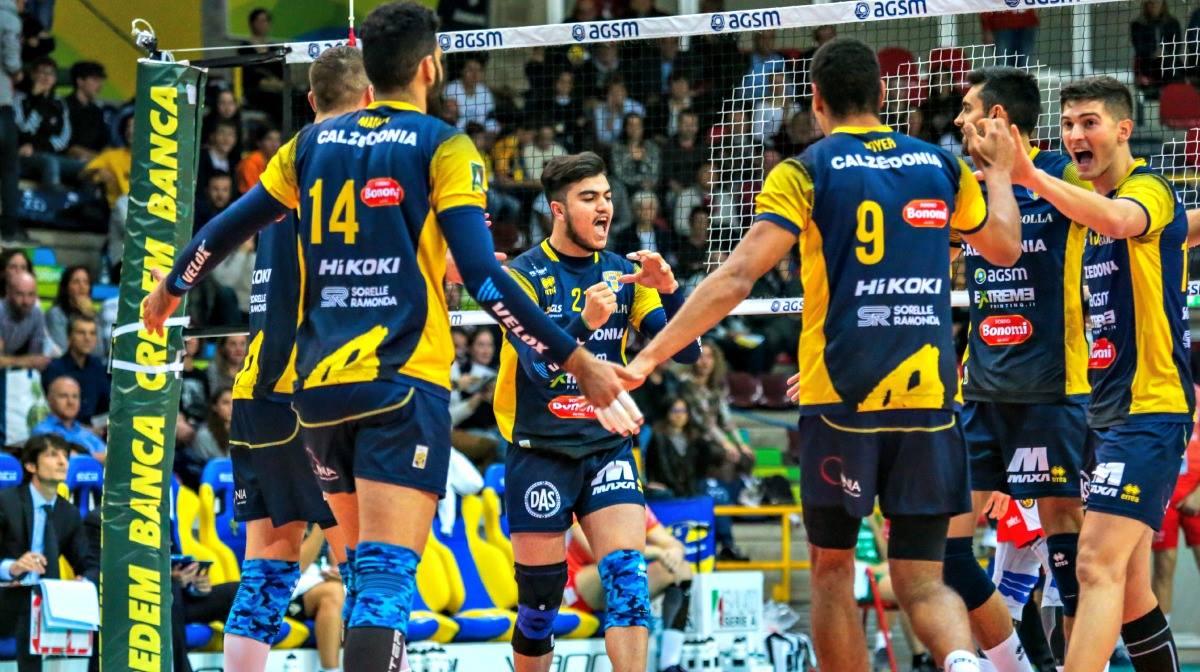 Serie A1 Volley domenica 23 dicembre
