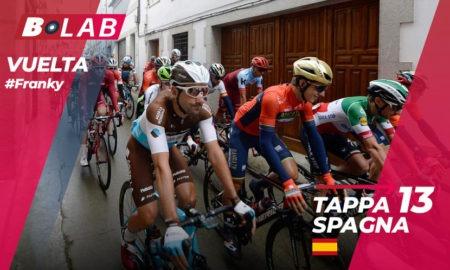 Pronostico La Vuelta 2018 favoriti tappa 13: Candás-La Camperona, le quote e i consigli per provare la cassa insieme al B-Lab!