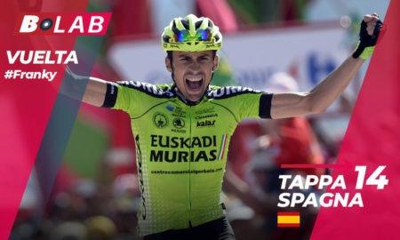 Pronostico La Vuelta 2018 favoriti tappa 14: Cistierna-Les Praeres, le quote e i consigli per provare la cassa insieme al B-Lab!