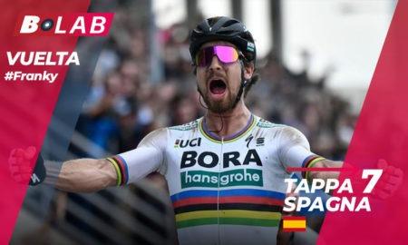 Pronostico La Vuelta 2018 favoriti tappa 7: Puerto Lumbreras-Pozo Alcon, i consigli per provare la cassa insieme al B-Lab!