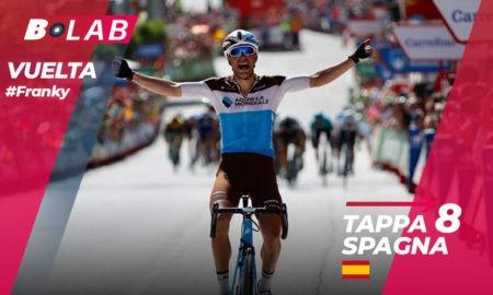 Pronostico La Vuelta 2018 favoriti tappa 8: Linares-Almadén, i consigli per provare la cassa insieme al B-Lab!
