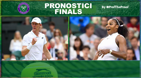 Tennis Wimbledon 2018 Finali