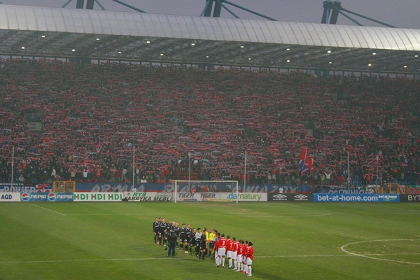 Ekstraklasa sabato 15 settembre