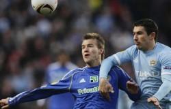 Skenderbeu-Dynamo Kiev giovedì 23 novembre