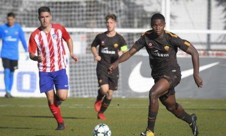 Youth League 20 febbraio: si giocano 4 gare dei 16 esimi di finale della Champions League giovanile. In campo Juventus e Roma.