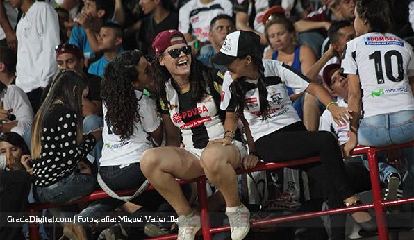 Primera Division Venezuela domenica 22 aprile