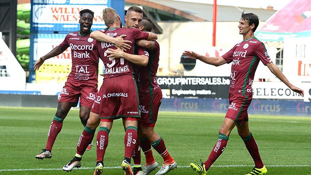 Kortrijk-Eupen 28 settembre: si gioca per la nona giornata del campionato belga. Gli ospiti non vincono da 2 giornate in campionato.