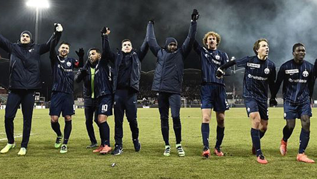 Svizzera Super League sabato 9 febbraio