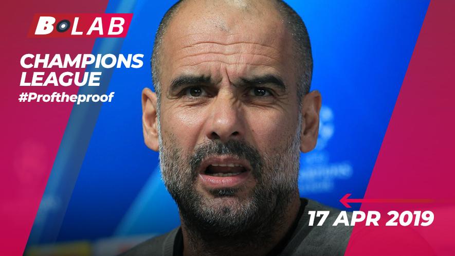 Champions League 17 Aprile 2019