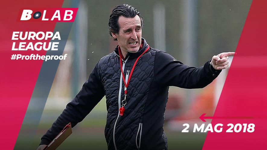 Europa League 2 Maggio 2019