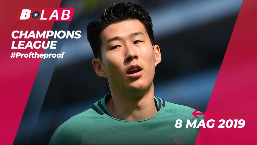 Champions League 8 Maggio 2019