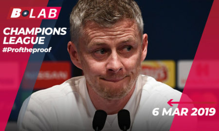 Champions League 6 Marzo 2019