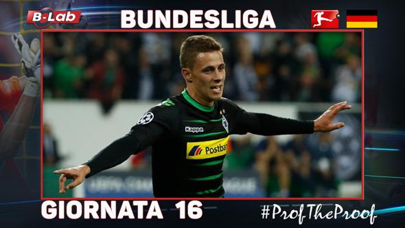 Bundesliga del PROF Giornata 16