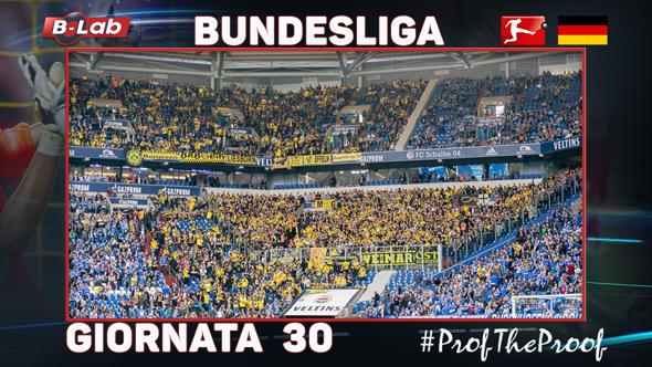 Bundesliga del PROF Giornata 30
