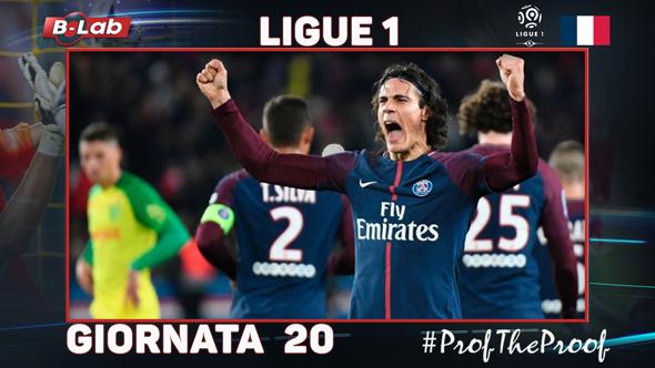 Ligue1 del PROF Giornata 20