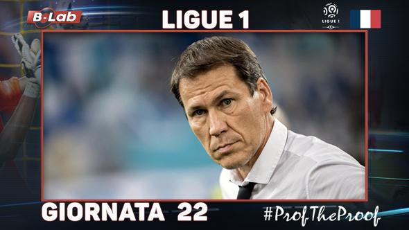 Ligue1 del PROF Giornata 22