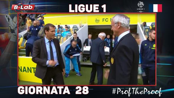 Ligue1 del PROF Giornata 28