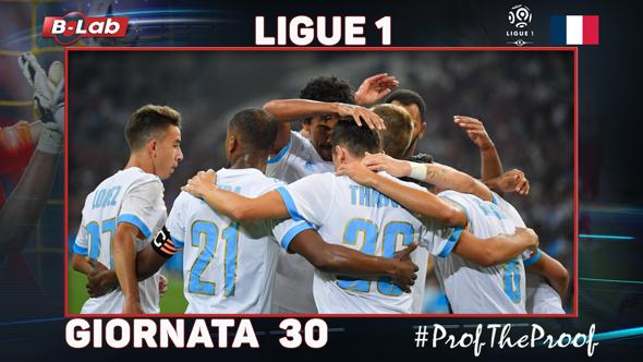 Ligue1 del PROF Giornata 30