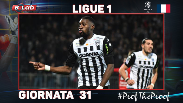 Ligue1 del PROF Giornata 31
