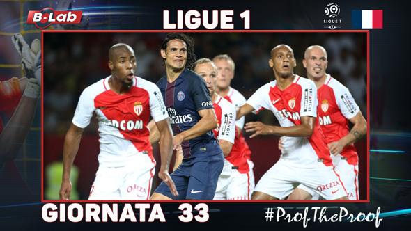 Ligue1 del PROF Giornata 33