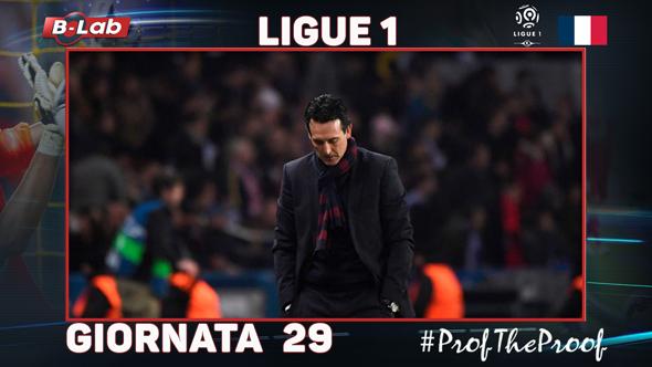 Ligue1 del PROF Giornata 29