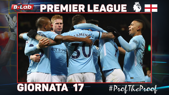 Premier League del PROF Giornata 17