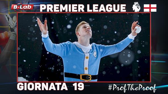 Premier League del PROF Giornata 19