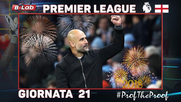 Premier League del PROF Giornata 21 pronostici e BOLLETTA sabato 30 dicembre 2017
