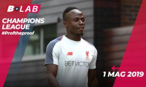 Champions League 1 Maggio 2019
