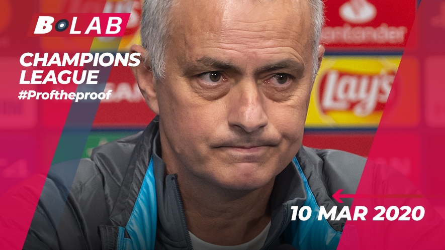 Champions League 10 Marzo 2020