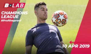 Champions League 10 Aprile 2019