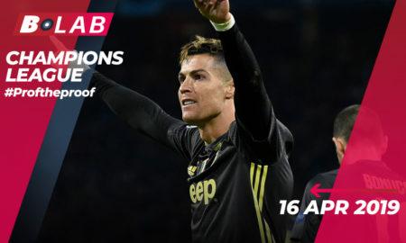 Champions League 16 Aprile 2019