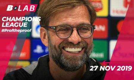 Champions League 27 Novembre 2019