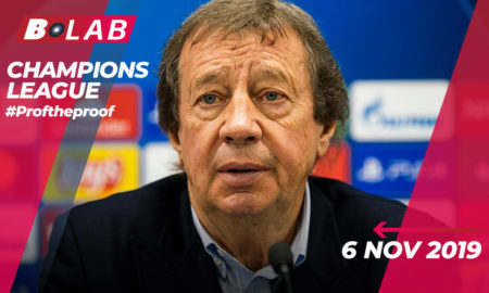 Champions League 6 Novembre 2019