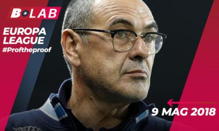 Europa League 9 Maggio 2019