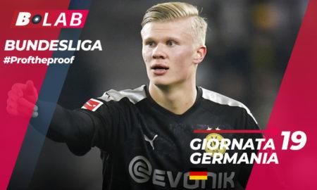 Bundesliga del PROF G19