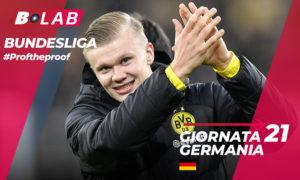 Bundesliga del PROF G21