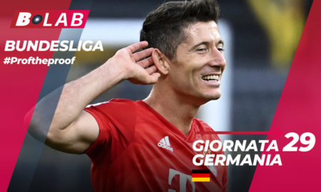 Bundesliga Giornata 29 2019/20
