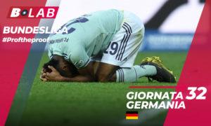Bundesliga del PROF Giornata 32