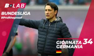 Bundesliga del PROF Giornata 34