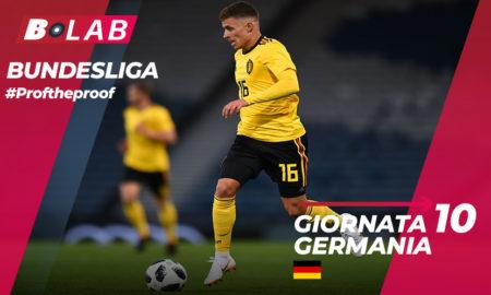 Bundesliga del PROF Giornata 10