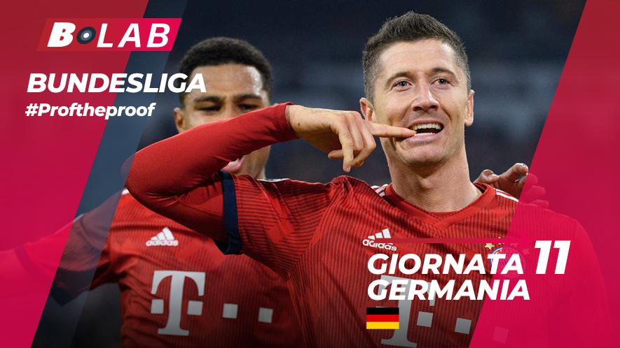 Bundesliga del PROF Giornata 11